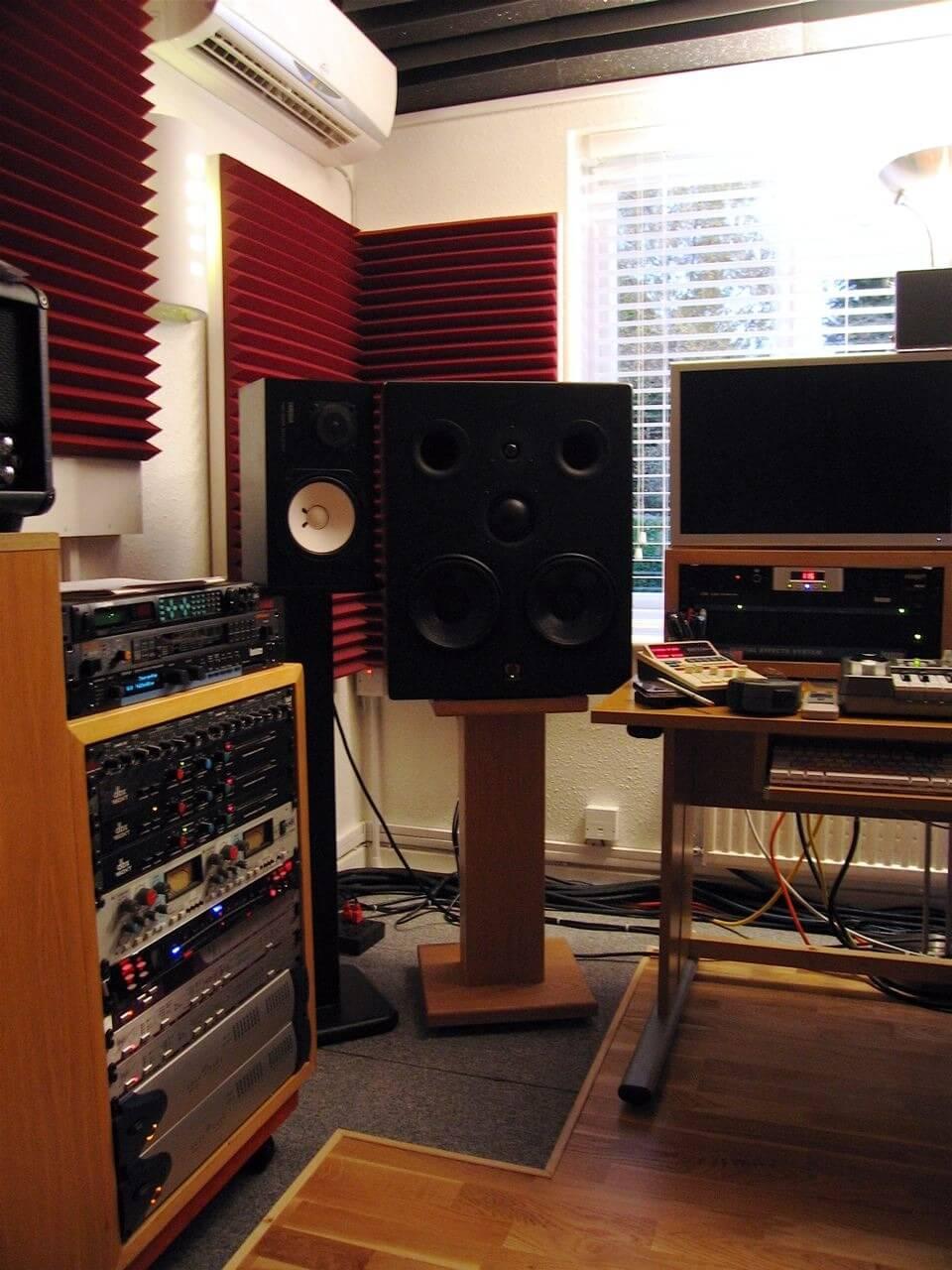 Recording Studio Custom Design