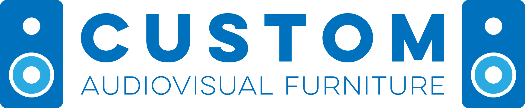Custom Audio Visual Furntiure